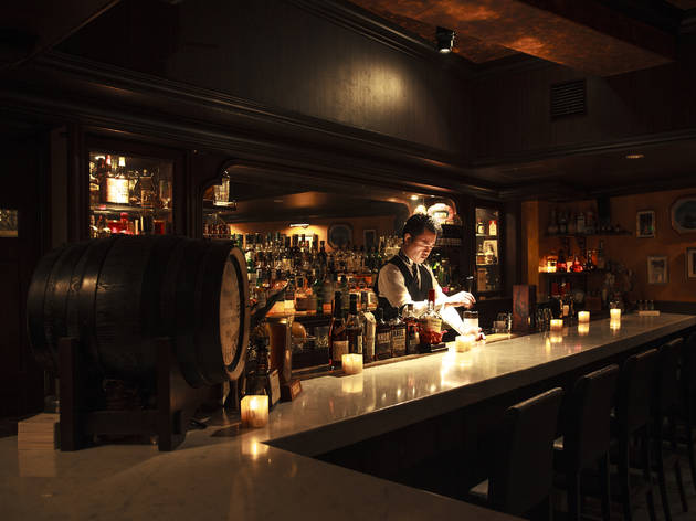 The best bars for Japanese whisky