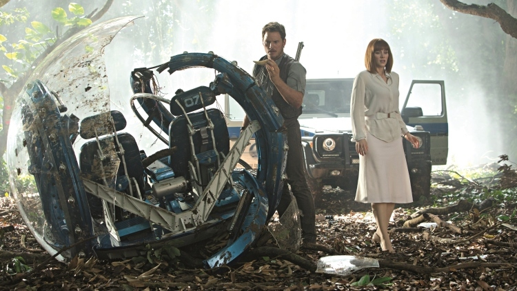 Five things to know about Jurassic World