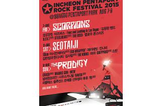 Pentaport rock festival 2015