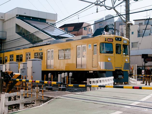 Seibu Shinjuku line | Time Out Tokyo