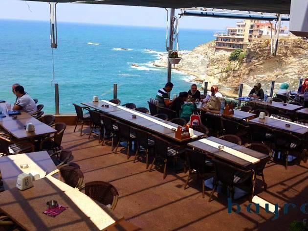 Bay Rock Café