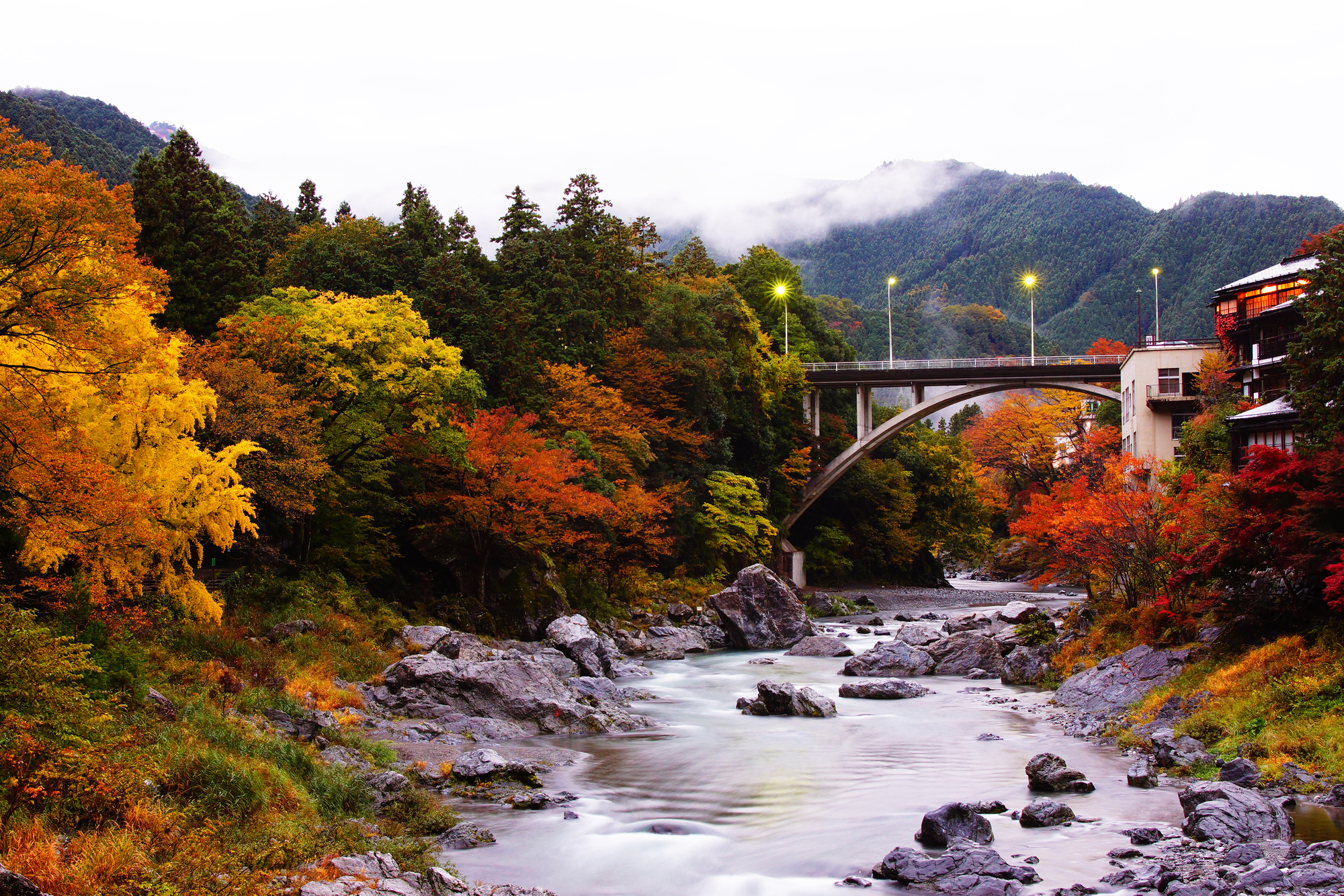 Best day and weekend hikes in and around Tokyo