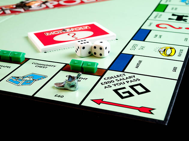 #totpelsdiners: Partida simultània de Monopoly