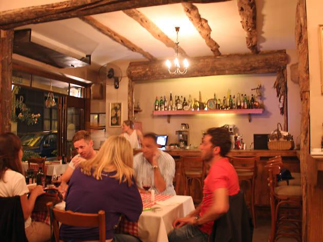 Appetito Trattoria, Restaurants, Beirut