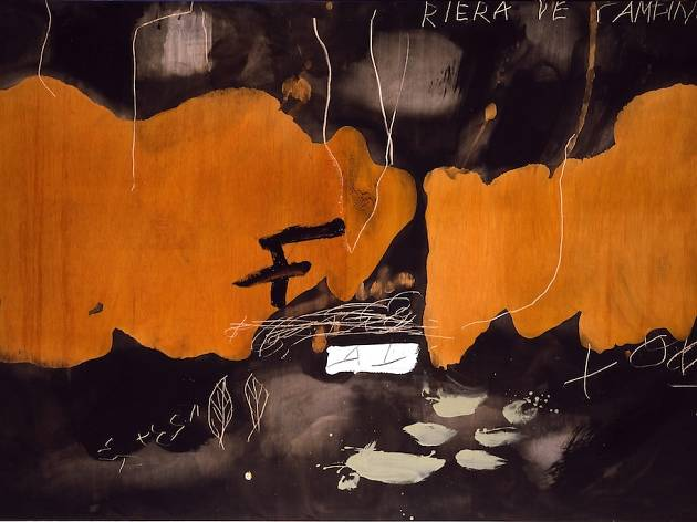 Tàpies: An Artist's Collection