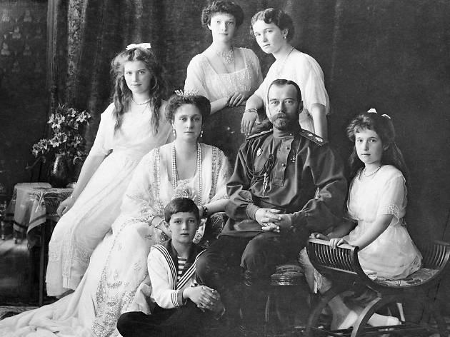 La caiguda dels Romanov