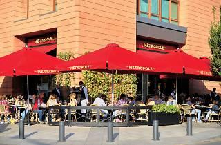 Metropole, Restaurants, Beirut