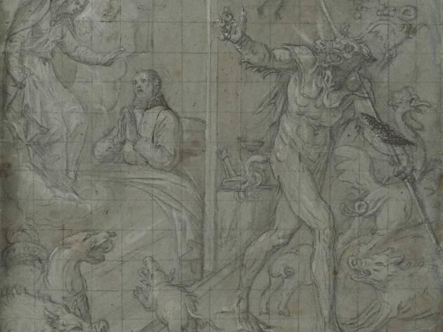 Vicente Carducho: teoría y práctica del dibujo en el Siglo de Oro