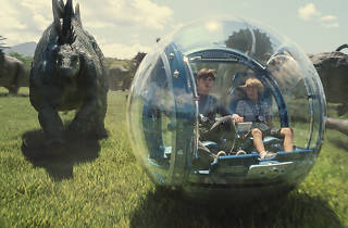 Jurassic World's special effects