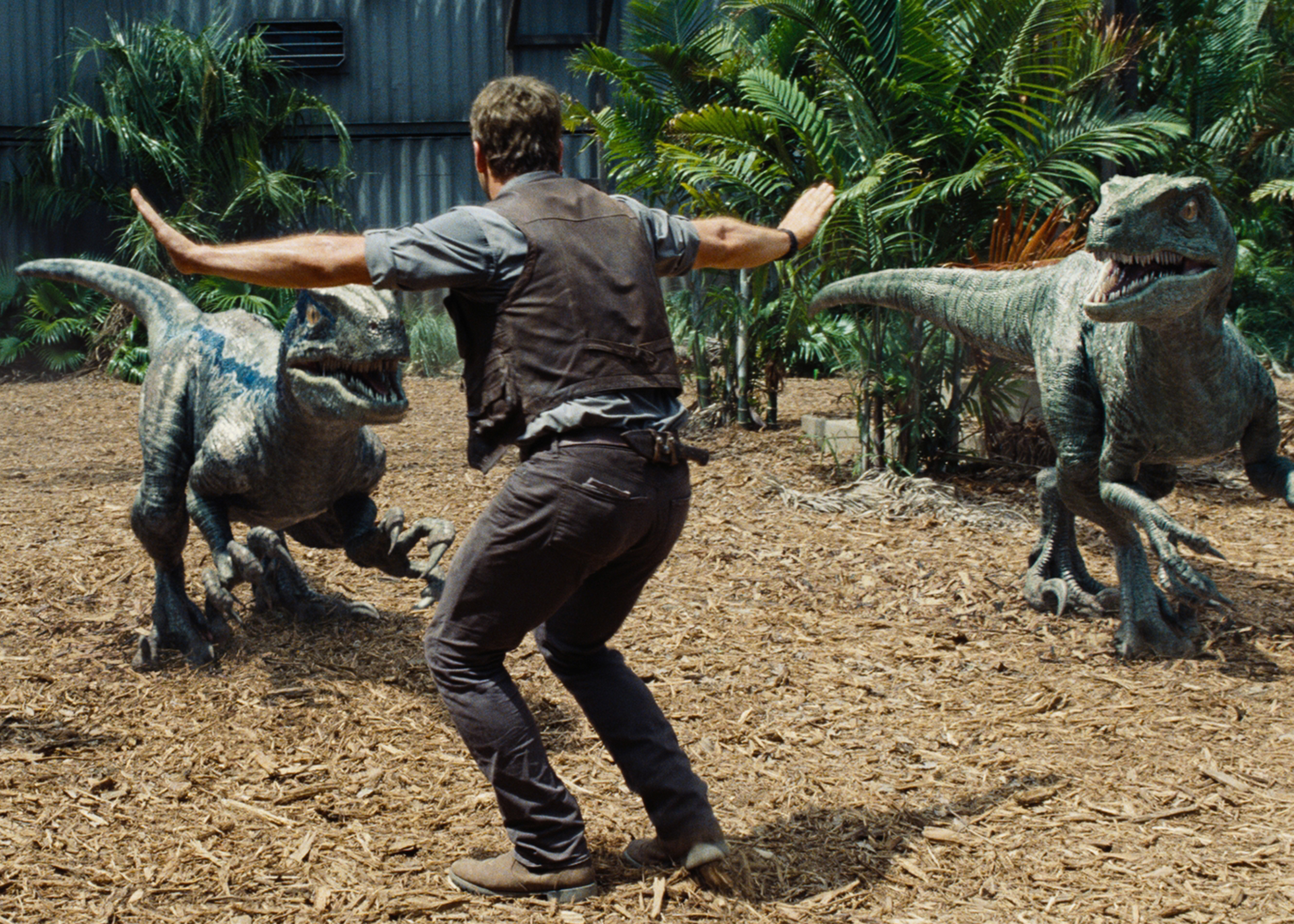 Jurassic World 2015 Directed By Colin Trevorrow Film Review