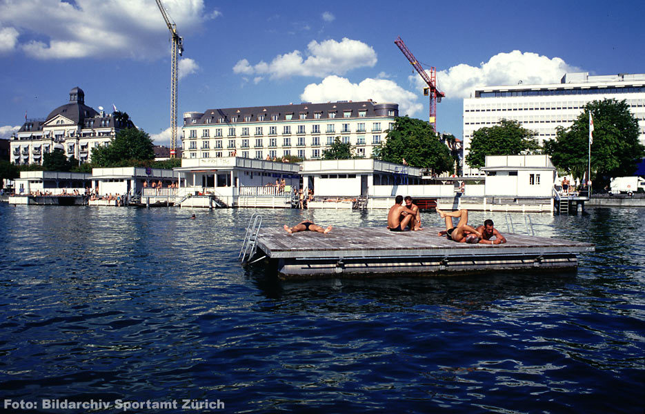 The best places to swim in switzerland pools rivers and lakes time out switzerland - Oerlikon swimming pool ...