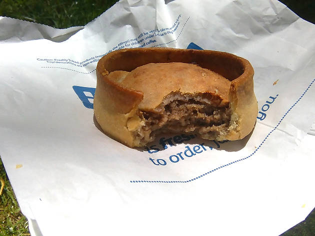 greggs scotch pie corrected