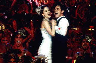 Sing along: Moulin Rouge