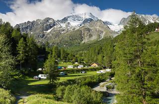 Camping Arolla