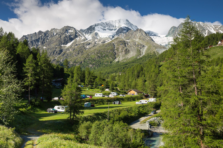 Camping Arolla  • Valais