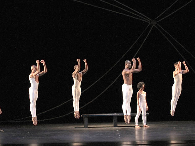 Alvin Ailey American Dance Theater in Ulysses Dove's Bad Blood