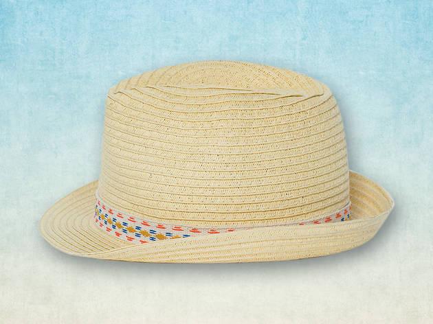 Sombrero (Foto: Cortesía Zara)