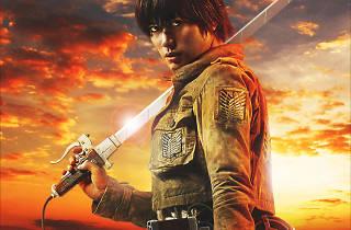 Haruma Miura stars as Eren in 'Attack on Titan'