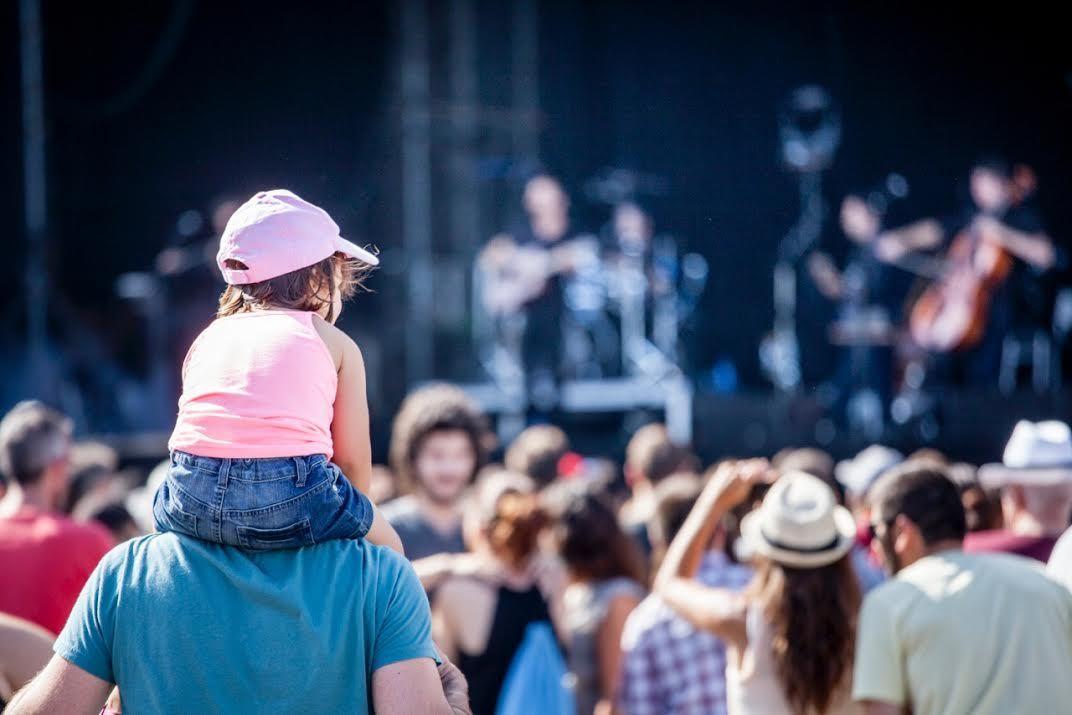 Els concerts de l'agost
