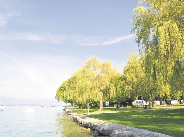 TCS Camping Geneva-Vésenaz