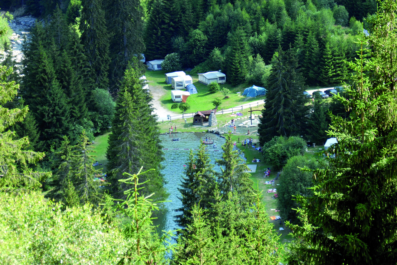 TCS Camping Disentis