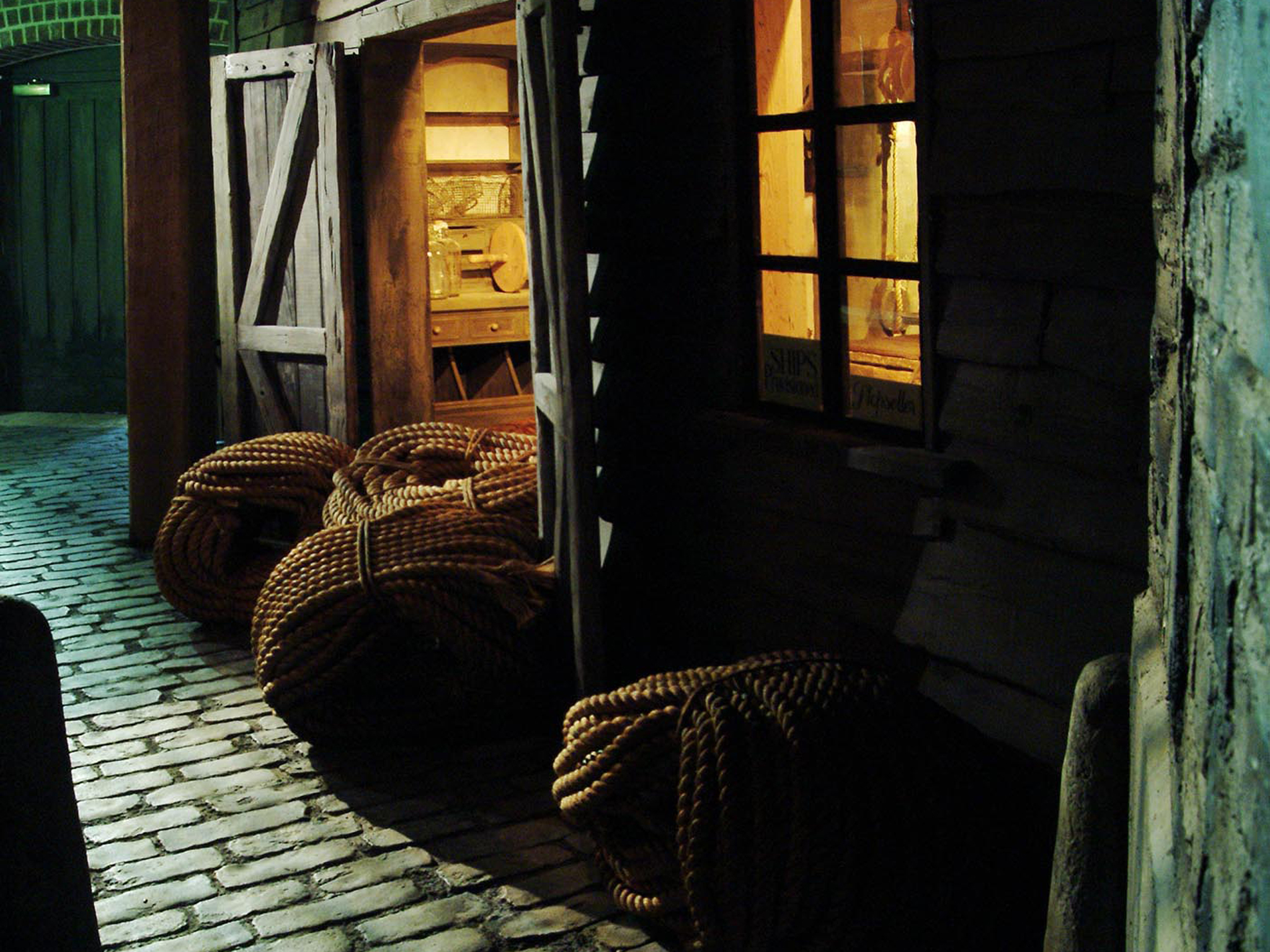 101 things to do for kids in London, Sailortown at Museum of London Docklands