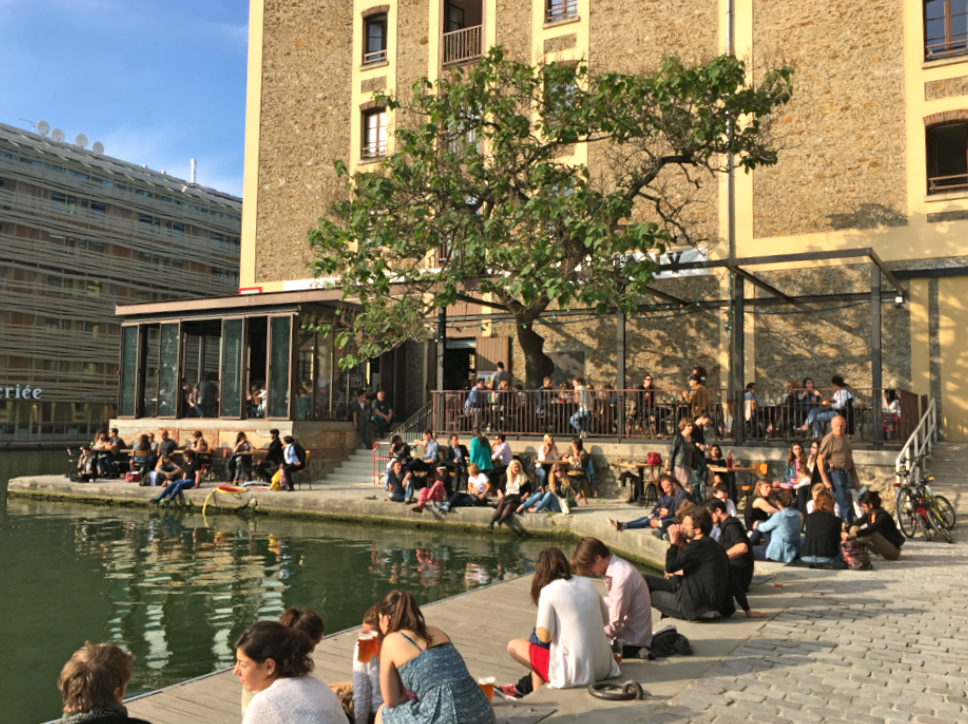 Find out why the Canal Saint-Martin is the place to be