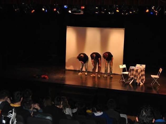 Teatracció