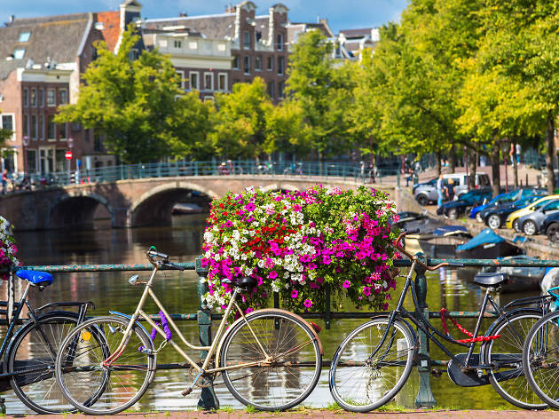 Win a fun-packed Amsterdam mini break for two