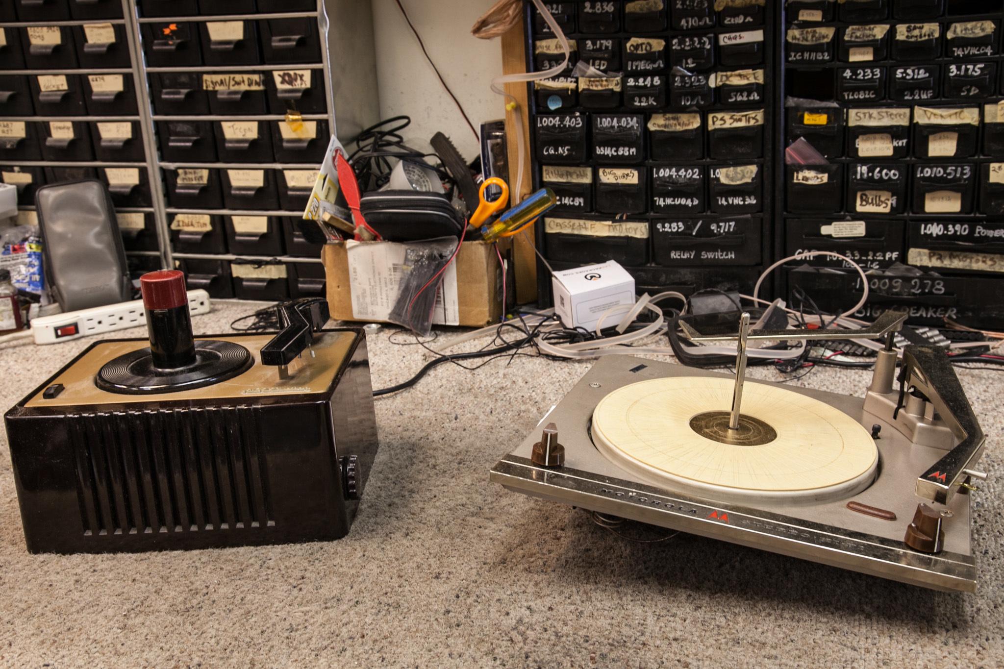 Anthony's Electronics
