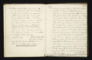 (First transcriptions of Samuel Pepys's diary, John Smith 1825 © By permission of the Master and Fellows of Magdalene College, Cambridge)
