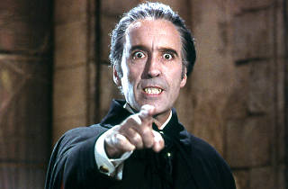 Christopher Lee, Dràcula