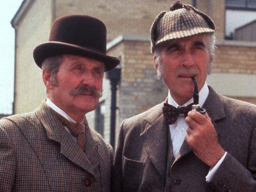Sherlock Holmes, Christopher Lee