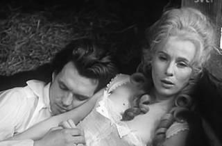El fuego (Vilgot Sjöman, 1966) (Foto: Cortesía Cineteca Nacional.)
