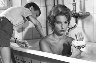 El silencio (Bergman, 1963) (Foto: Cortesía Cineteca Nacional.)