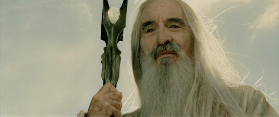 Christopher Lee, Saruman