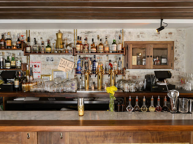 The best Williamsburg bars