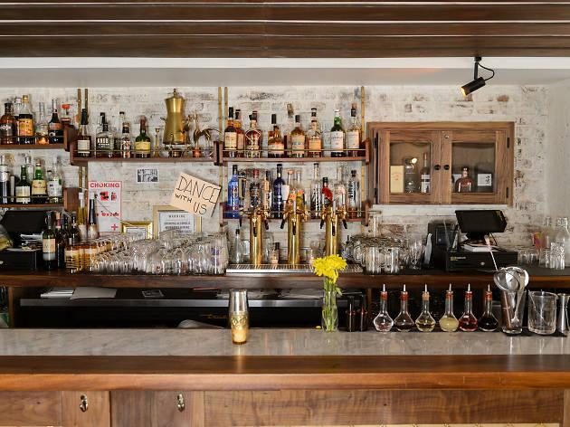 The best Williamsburg bars