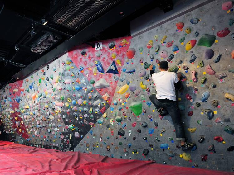 Best bouldering gyms