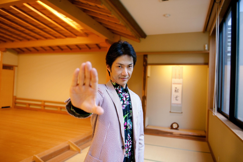 Interview: Mansai Nomura