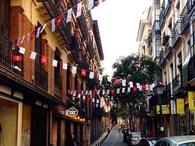 Fiestas de la Calle Pez 2017