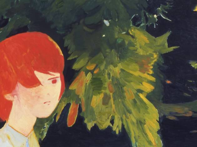 Winter Garden: The Exploration of Micropop Imagination in Contemporary Japanese Art