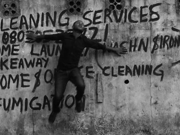 Abraham Oghobase: Untitled 2012