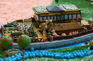 cake fest boat