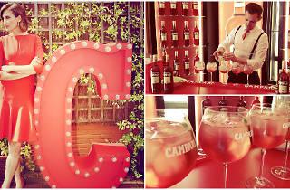 Campari Red Suites
