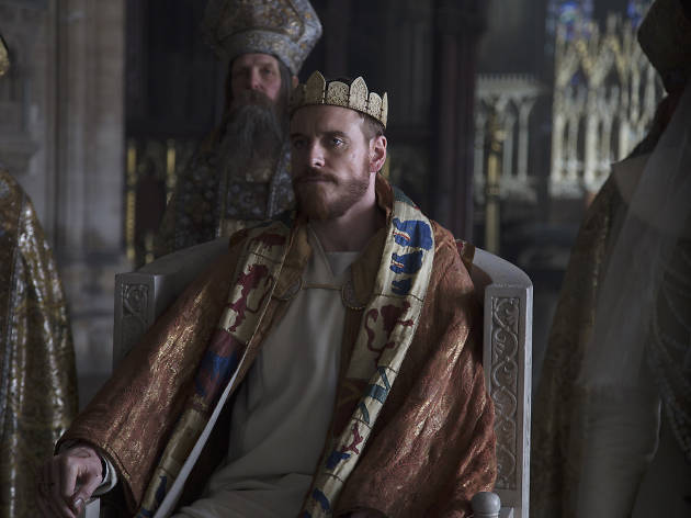 Macbeth starring Michael Fassbender
