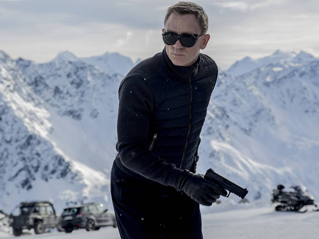 Spectre James Bond © 2015 Metro-Goldwyn-Mayer Studios Inc., Danjaq, LLC and Columbia Pictures Industries, Inc.