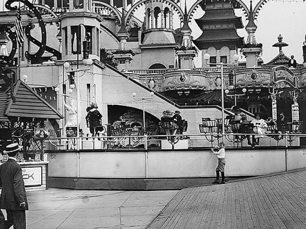 June 13, 1911, Coney Island in Luna Park