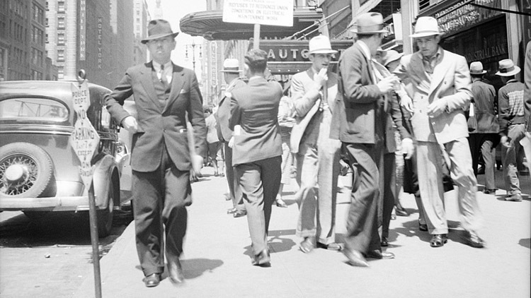 June 1936, Manhattan