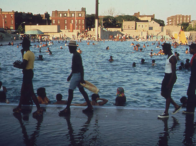 July 1974, The Kosciusko Public Swimming Pool